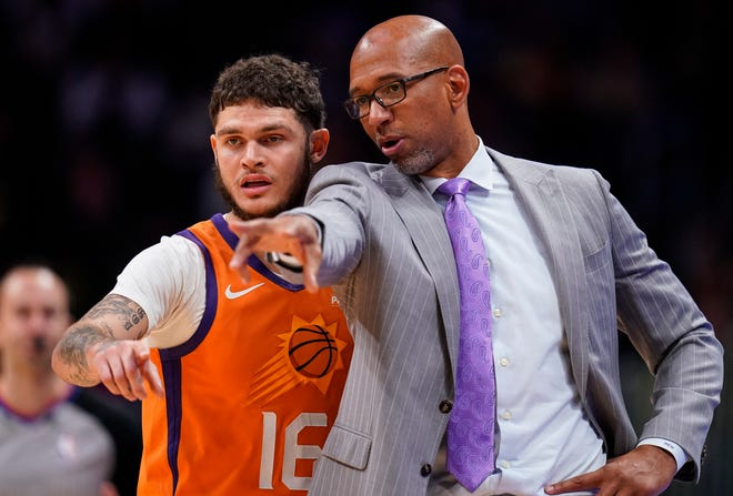 Phoenix Suns Waiving Combo Guard Tyler Johnson
