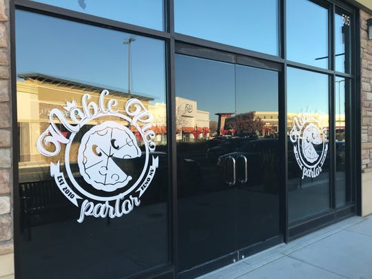 Noble Pie Parlor, with locations in downtown and Midtown Reno, is opening its third pizzeria in the Summit shopping center in the space once occupied by Chocolate Bar.