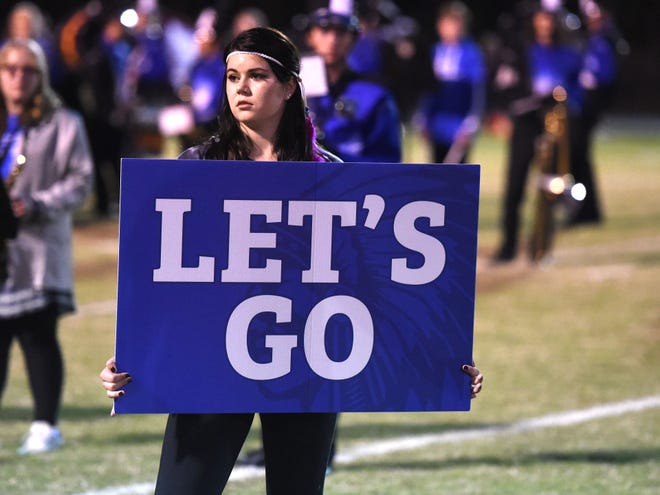 Five area teams are in the  playoff race with two weeks to go in the high school football regular season.