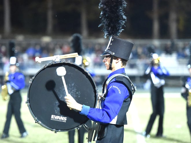 Marching band postponed in Augusta County.