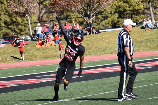 SUU wins over Idaho State 59-34.