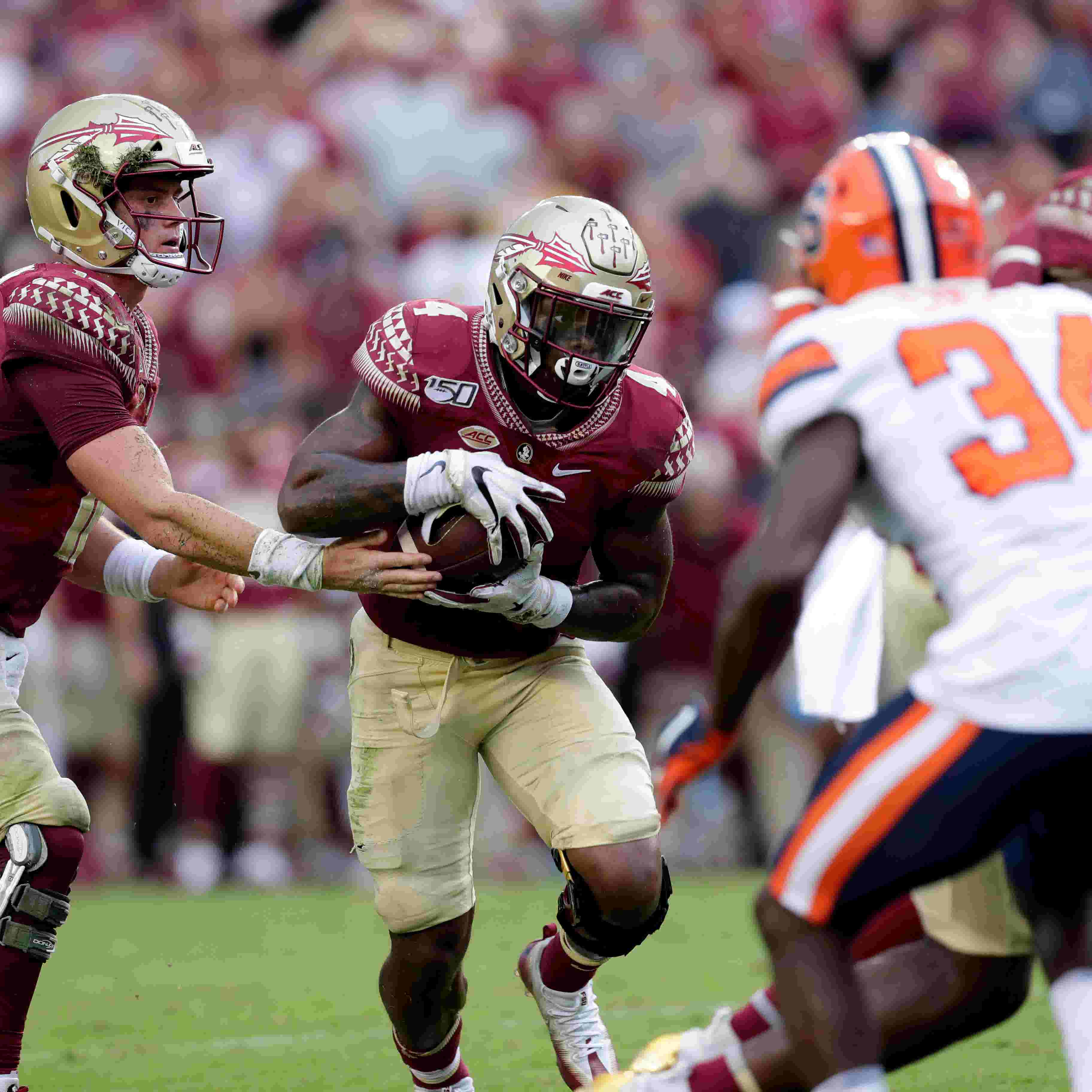 Fsu S Cam Akers To Skip Bowl Game Enter The 2020 Nfl Draft