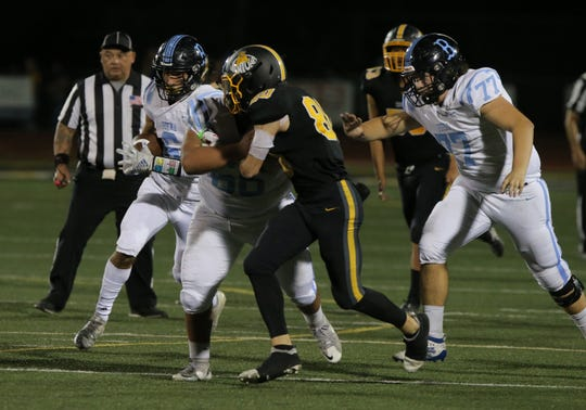 Rivals Buena and Ventura will be joined in the reshaped Pacific View League (for football only) by Channel Islands, San Marcos, Cabrillo and Santa Ynez.