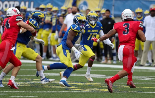Image result for aaron Dykes Photos Against Delaware