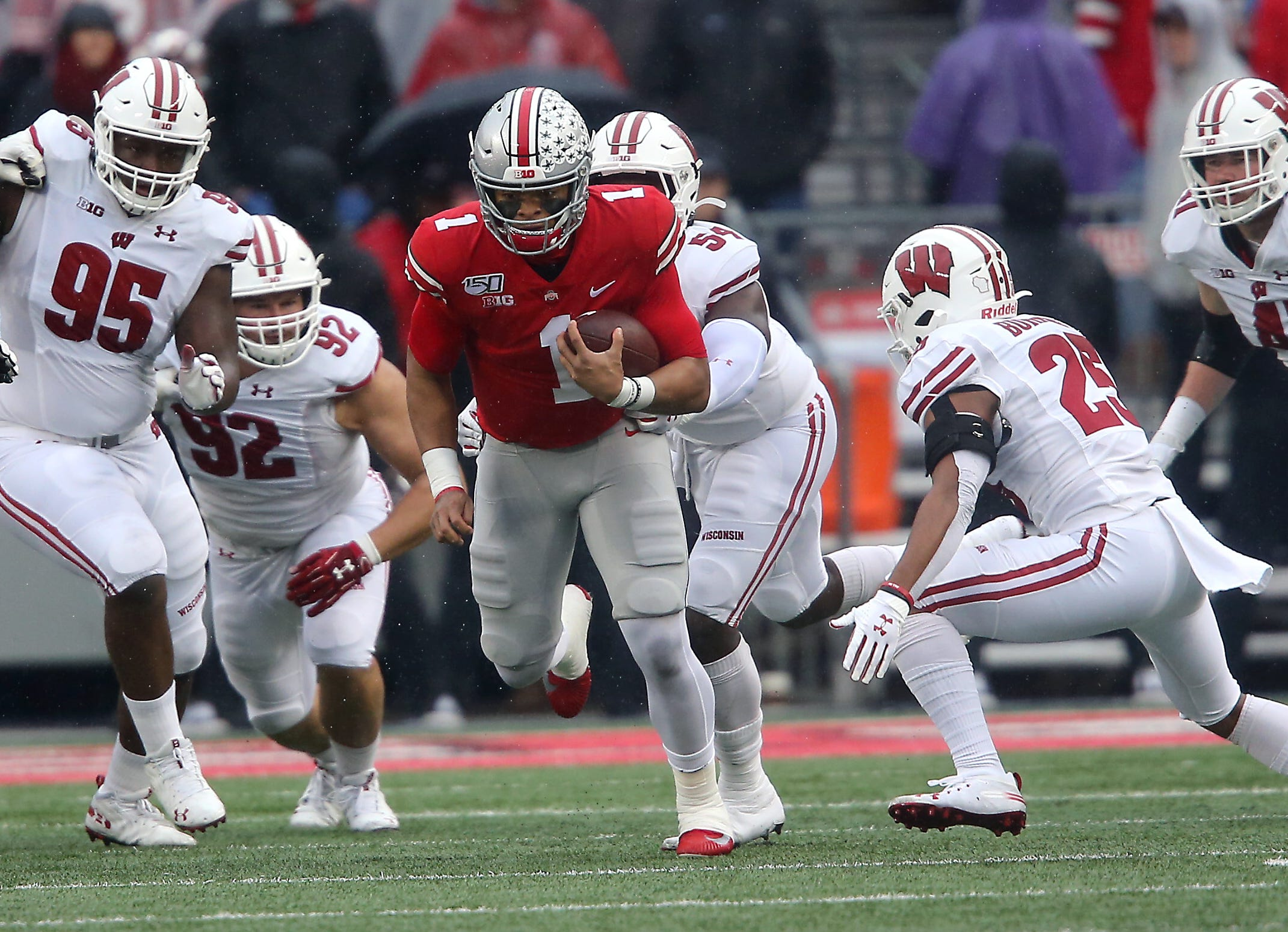 Big Ten College Football Spring Preview Reveals Every Team S Questions