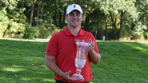 Chris Gotterup is on quite the run with Rutgers golf