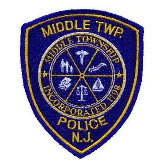 Middle Township police