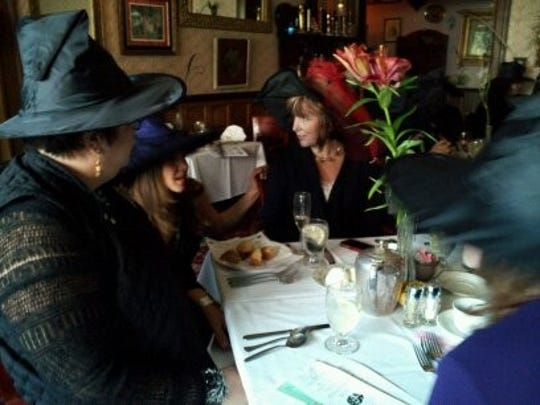 Witches Luncheon at The Holly Hotel