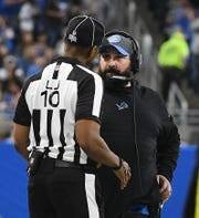 Matt Patricia's Lions are caught in the NFL's middle, not good enough to make a serious playoff run but not bad enough to tank and rebuild.