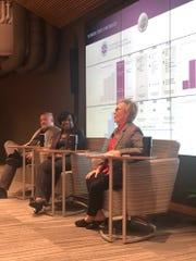 Jim Moran School of Entrepreneurship hosts a panel discussion recognizing Women in Entrepreneurship Week.