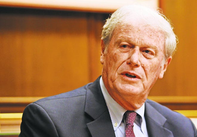 John Thrasher became President of FSU in 2014. The final three candidates in the running to succeed Pres. Thrasher are Richard McCullough, Robert Blouin and Giovanni Piedimonte.