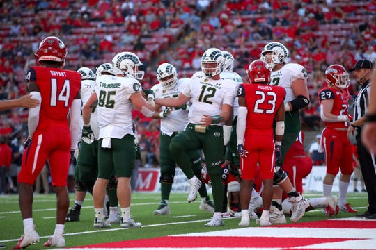 CSU might not play Fresno State or San Diego State in 2020, following the announcement Tuesday that those schools would offer instruction this fall primarily online rather than on campus.