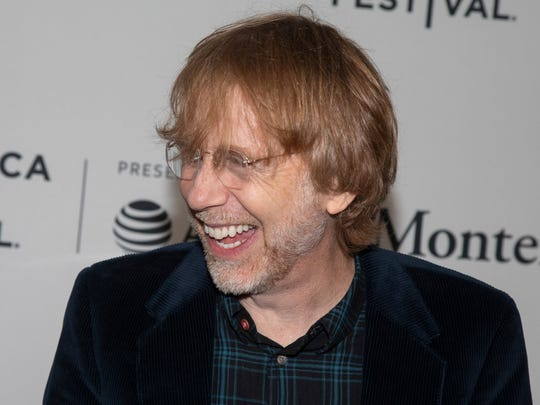 "Trey Anastasio attends the screening for documentary film ""Between Me and My Mind"" at the 2019 Tribeca Film Festival."