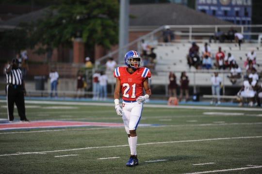 Memphis University School defensive back Devonte Nelson is committed to Memphis