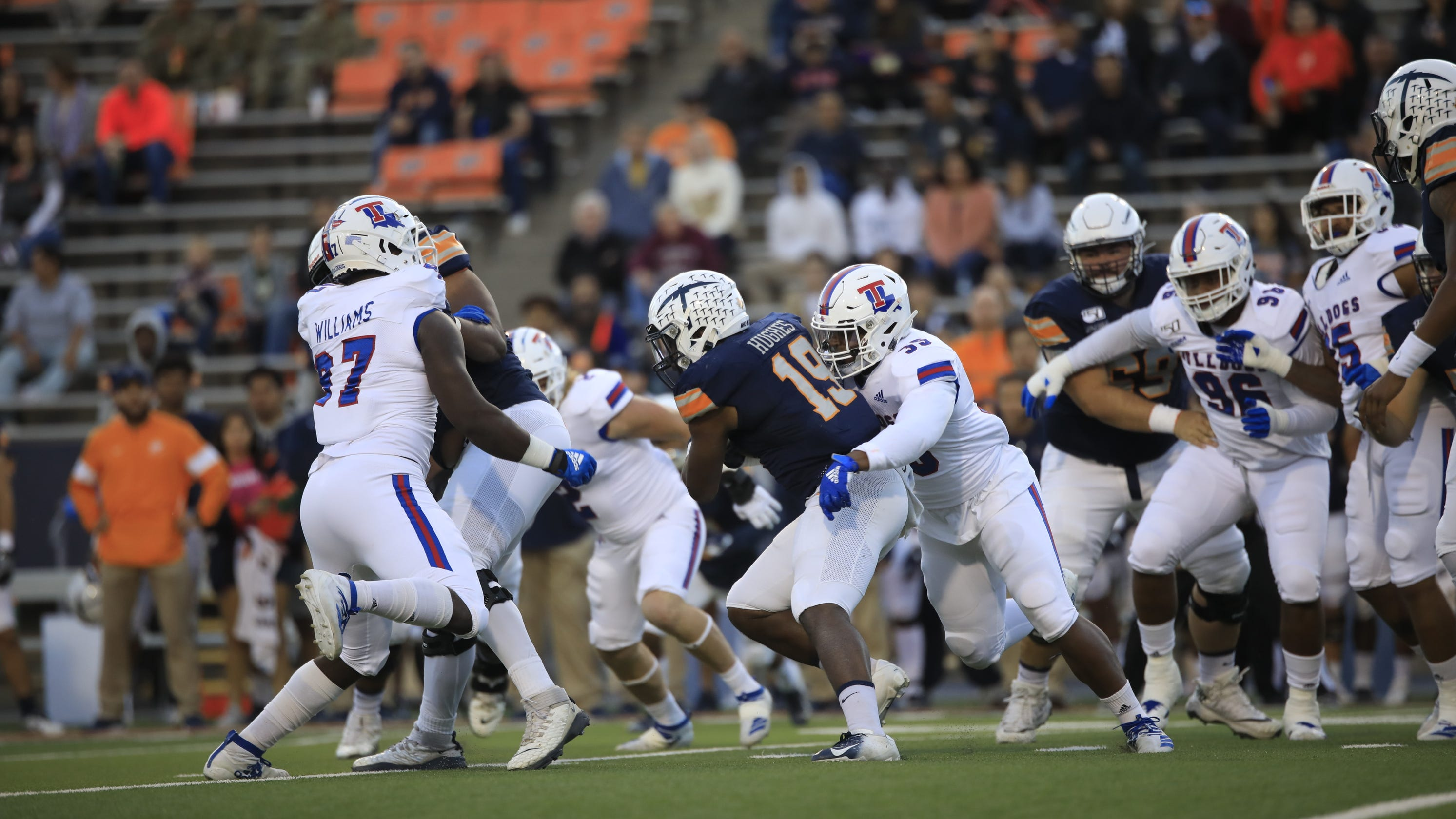 Louisiana Tech Utep