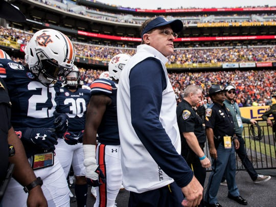 Auburn Football Establishes New Goals After Loss At Lsu