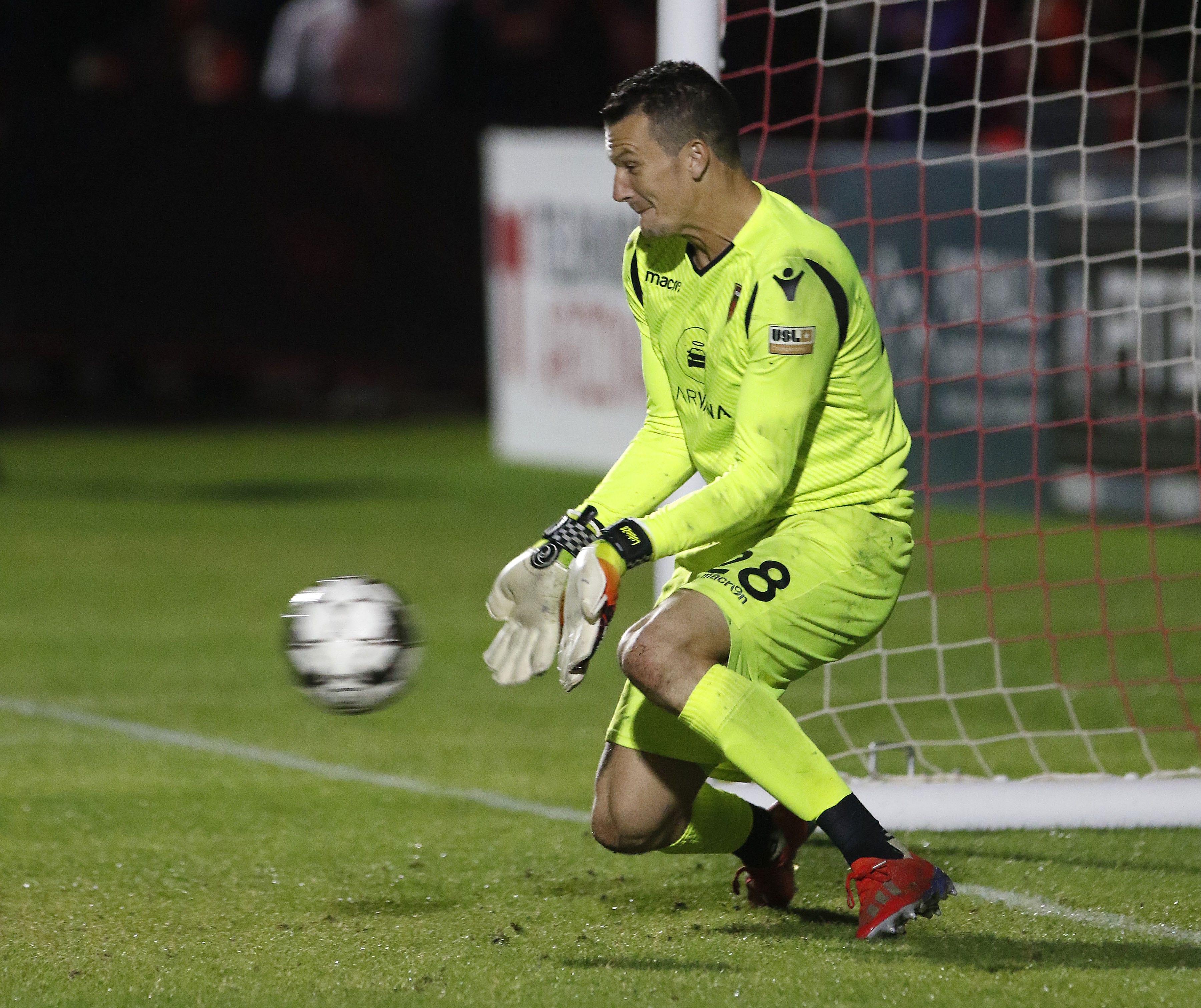 USL Championship Final between Phoenix Rising FC and Tampa Bay Rowdies canceled