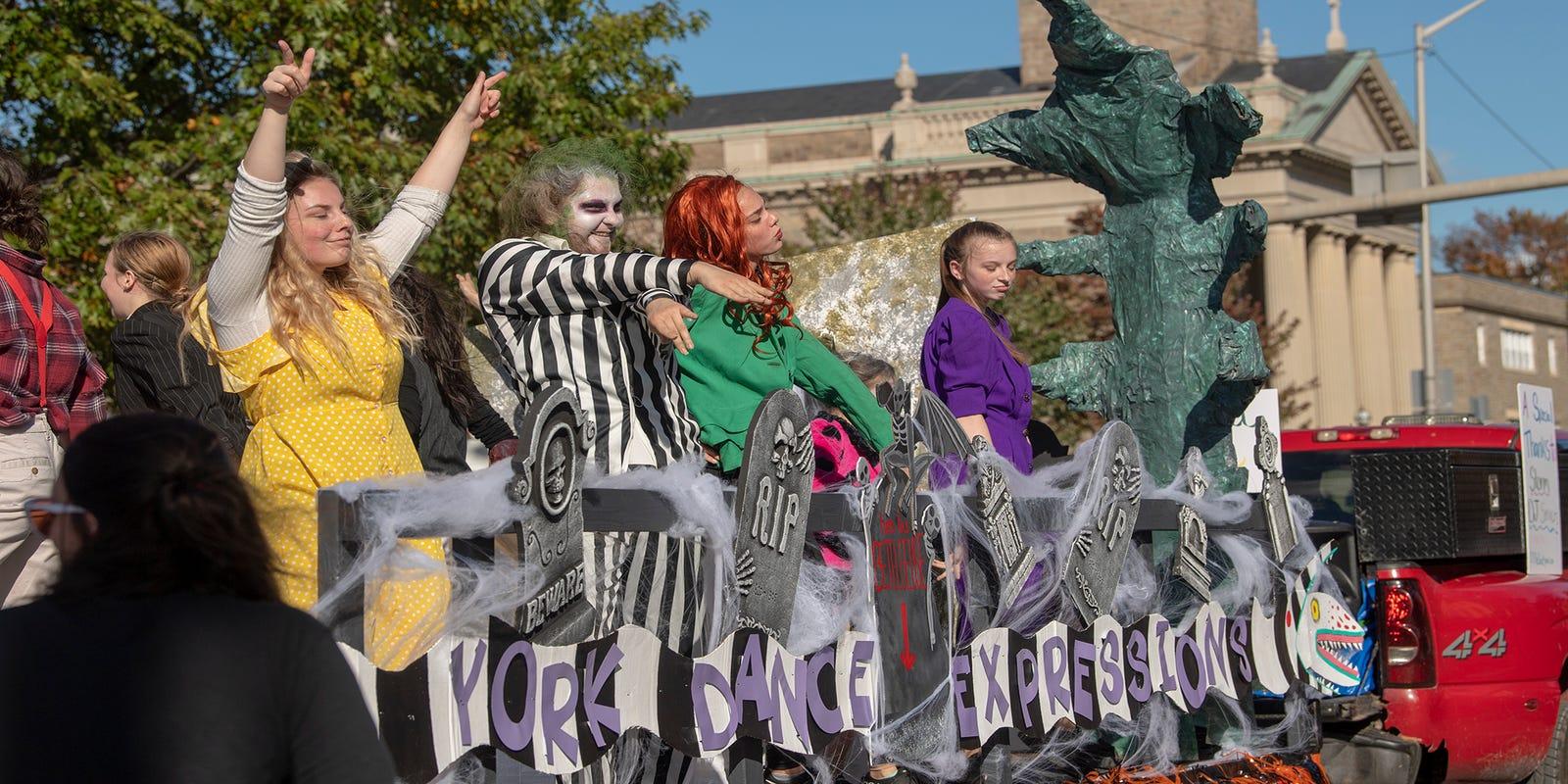 Dover Pa 2020 Halloween Parade Halloween 2020: Coronavirus cancels York County parades