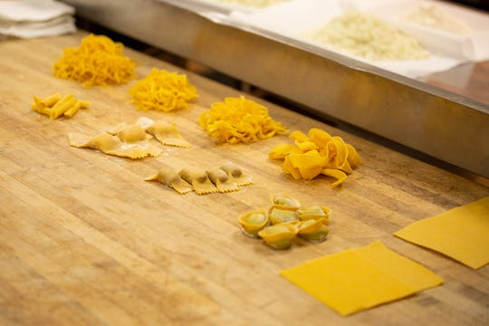 "Various pastas will be covered at ""World of Pasta 101,"" the first of four Master Classes the Eldorado casino is presenting over the next year with executive chef Ivano Centemeri. The other classes are braising, brunch and pizza."