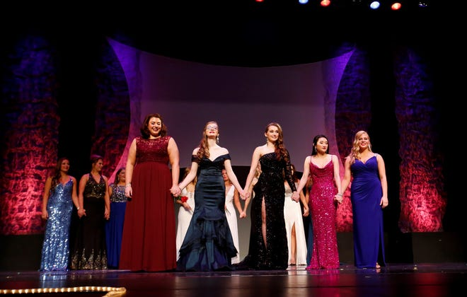 Tabitha Hoyt is crowned Miss Wisconsin Rapids 2020. She will represent the Wisconsin Rapids area at the 2020 Miss Wisconsin Scholarship Competition.