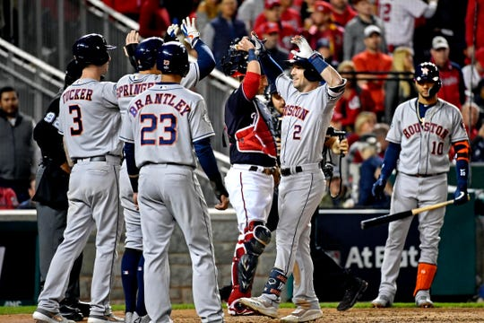 Westlake Legal Group 6eaa4e5f-442f-49d1-967e-c35a304000de-USATSI_13576953 Nearly down-and-out, Astros steal World Series momentum from Nationals after Game 4 rout