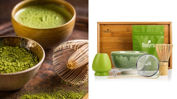 Best coworker gifts 2020: Tealyra Matcha Set