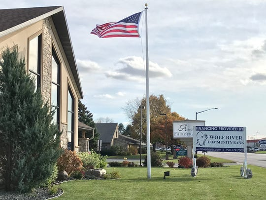Aascend Chiropractic Institute is on N. Westhill Boulevard in Grand Chute.