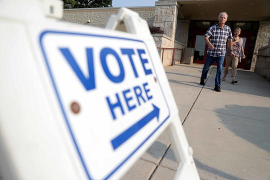 Voter turnout is expected to be the largest it has been in decades in the 2020 presidential election.