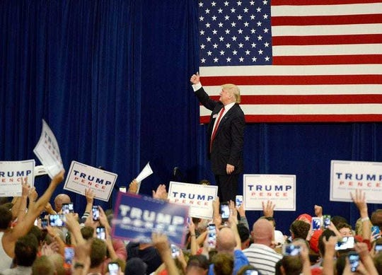 In 2016, rural voters turned out in large numbers for President Donald Trump in Wisconsin.