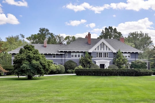 Rumson home at 87 Rumson Road is an iconic estate.