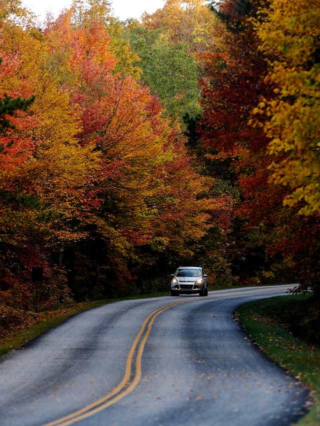 Blue Ridge Parkway ranger Wozniak dismissed more than a year after ...
