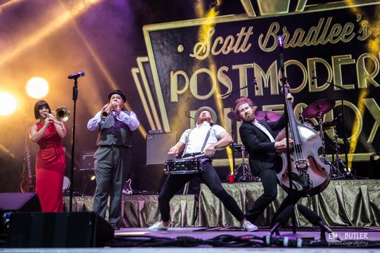 Postmodern Jukebox will help the Visalia Fox celebrate its 90th anniversary.