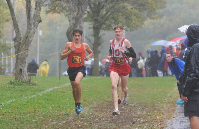 Galion's Braxton Tate and Shelb'y Caleb Brown will be two to keep an eye on Saturday at the state meet.