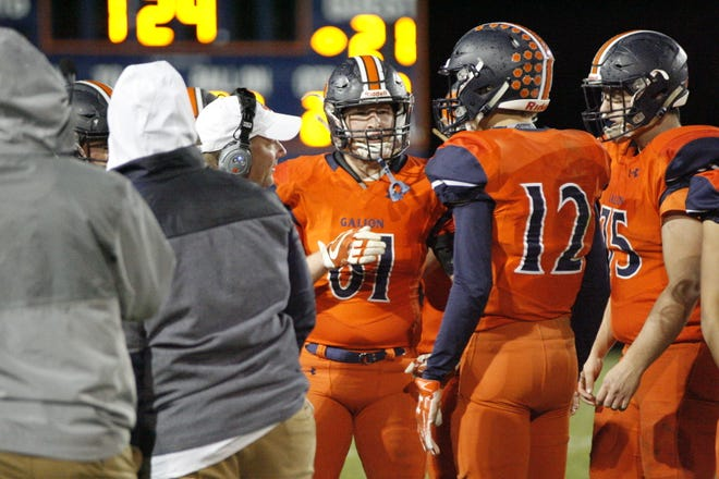 Galion is one week away from a potential league title.