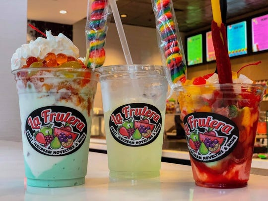 La Frutera and More opened at5488 S.Padre Island Dr., Suite,1162. It's located at La Palmera mall betweenP.F. Chang's and Zales Jewelers.