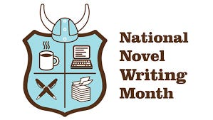 November 1st marks the start of National Novel Writing Month (NaNoWriMo) at the Clarksville-Montgomery County Public Library.