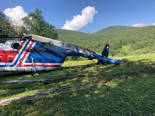 Konstantin Balashov, MD, PhD, professor of neurology at Rutgers Robert Wood Johnson Medical School, was on board a helicopter that made an emergency landing on the Kamchatka Peninsula in Russia, injuring three people.