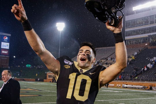 19. Wake Forest (6-1)   Last game: Bye week   Previous ranking: 19.