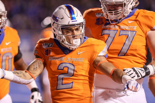21. Boise State (6-1) | Last game: Bye week | Previous ranking: 23.