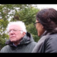Presidential candidate Sen. Bernie Sanders learns about the issues in Detroit prior to a big rally and an endorsement from Rep. Rashida Tlaib.