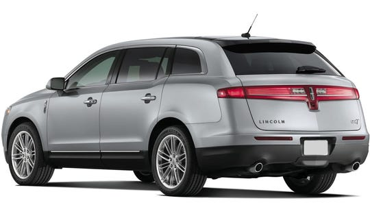 2019 was the lasts model year for the Ford Flex's sister crossover the Lincoln MKT.