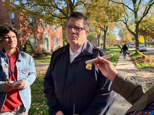 Grosse Pointe Public Safety Director Steve Poloni details what authorities know about a deadly house fire in the city on Monday.