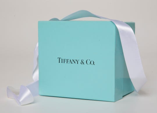 F In a statement released Monday Oct. 28, 2019, French luxury group LVMH confirmed that it has held preliminary discussions to purchase U.S. jeweler Tiffany & Co.