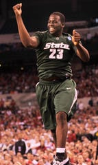 Draymond Green helped Michigan State reach two Final Fours.