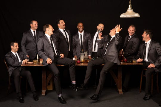 Vocal group Straight No Chaser performs Friday, Nov. 15, at Mann Hall.