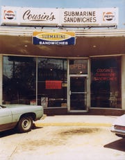 The first Cousins Subs opened in 1972 on 60th Street and Silver Spring Drive in Milwaukee.