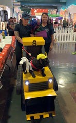 Feathers 'N Fins had their 19th annual Howl-loween Pet Costume Contest at Guam Premier Outlets on Oct. 26.
