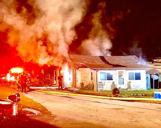 A structure fire on Elm Street is being investigated after one person was killed.
