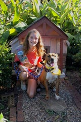 Ariane Burt is a member of the 20 Under 20 class of 2019. She's the founder of Doggie Day Trip program at Young-Williams Animal Center.