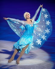 "The story of ""Frozen"" will be part of the upcoming ""Disney on Ice"" performance in Knoxville."